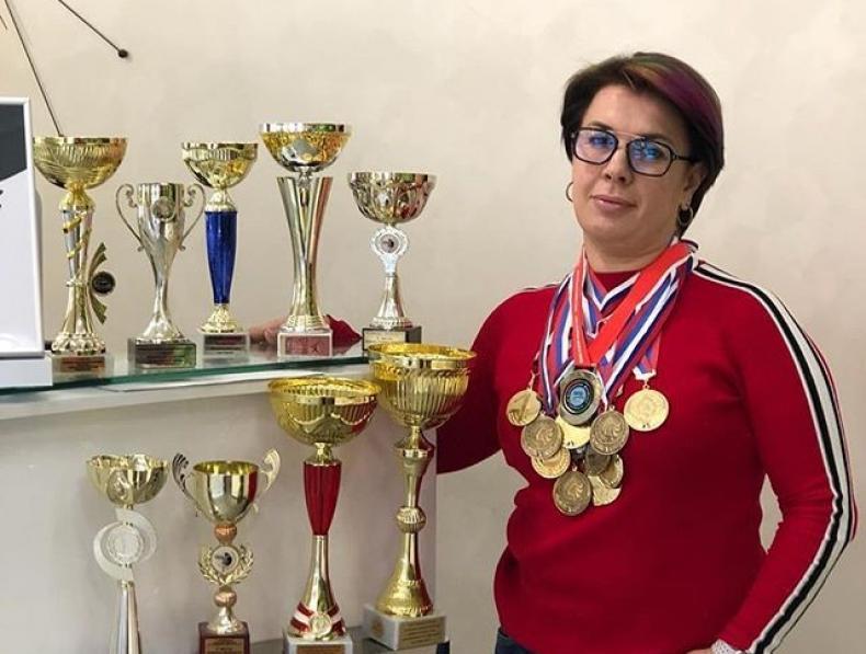 Белокрылова Ольга Владимировна